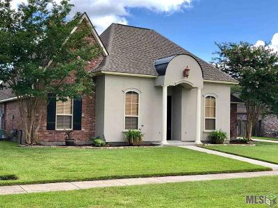 Zachary Single Family Home For Sale: 2093 High Point Dr