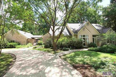 Baton Rouge Single Family Home For Sale: 5911 Wildflower Rd