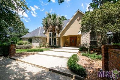 Denham Springs Single Family Home For Sale: 26530 Walker South Rd