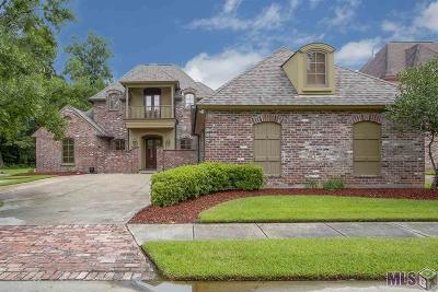 Baton Rouge Single Family Home For Sale: 19415 S Harrells Ferry Rd