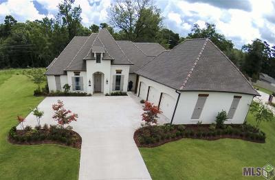Denham Springs Single Family Home For Sale: 8279 Allen Dr