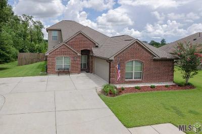 Baton Rouge LA Single Family Home For Sale: $307,000