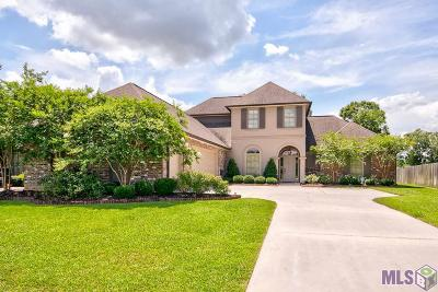Prairieville Single Family Home For Sale: 37349 Amalfi Dr