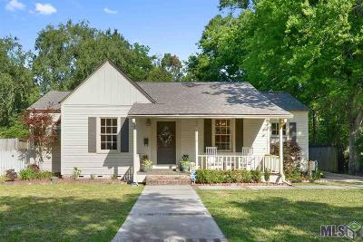 Baton Rouge Single Family Home For Sale: 2179 Hollydale Ave