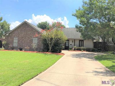 Baton Rouge Single Family Home For Sale: 6337 Hope Estate Dr
