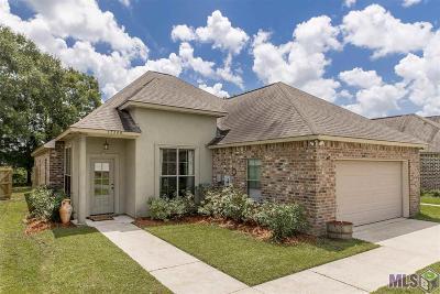 Prairieville Single Family Home For Sale: 17308 Wrenwood Dr