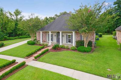 Prairieville Single Family Home For Sale: 36034 Beverly Hills Dr