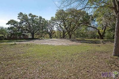 Gonzales Residential Lots & Land For Sale: 43305 R Daigle Rd