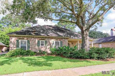 Baton Rouge Single Family Home For Sale: 947 Pastureview Dr