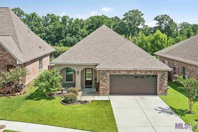 Prairieville Single Family Home For Sale: 37248 Enterprise Ave