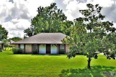 Prairieville Single Family Home For Sale: 17226 Eric Dr