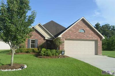 Prairieville Single Family Home For Sale: 39503 Old Cornerstone Ct