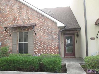 Prairieville Condo/Townhouse For Sale: 14155 La Hwy 73 #37