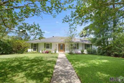 Baton Rouge Single Family Home For Sale: 1589 Pollard Pkwy