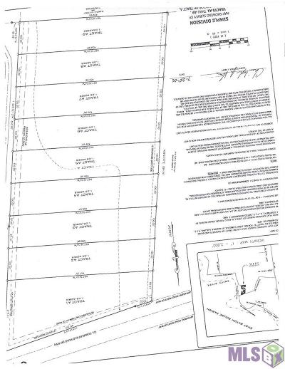 Prairieville Residential Lots & Land For Sale: 7 Summerfield South Rd