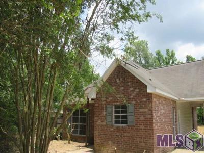 Denham Springs Single Family Home For Sale: 36730 Reinninger Rd