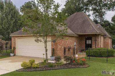 Gonzales Single Family Home For Sale: 41113 Garden Ct