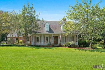 Baton Rouge Single Family Home For Sale: 14824 Highland Rd