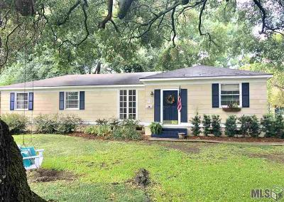 Baton Rouge Single Family Home For Sale: 1705 March St