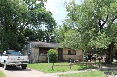 Baton Rouge Single Family Home For Sale: 7302 Dan Dr