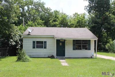 Baton Rouge Single Family Home For Sale: 5356 Hammond St