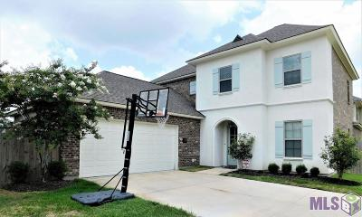 Baton Rouge Single Family Home For Sale: 15612 Mistybrook Dr
