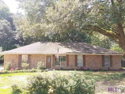 Prairieville Single Family Home For Sale: 41145 1st Colonial St