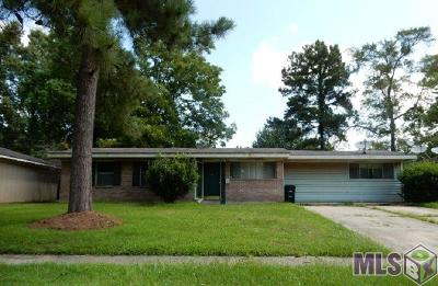 Baton Rouge Single Family Home For Sale: 6745 Myrtlewood Dr