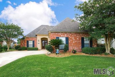 Baton Rouge Single Family Home For Sale: 10761 Hill Pointe Ave