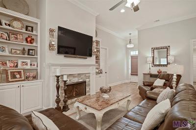 Denham Springs Single Family Home For Sale: 28018 Memorial Ln