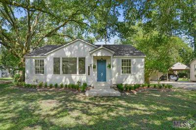 Baton Rouge Single Family Home For Sale: 1913 Lee Dr