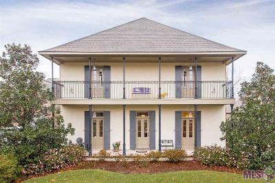 Baton Rouge Single Family Home For Sale: 16137 Woodland Trail Ave