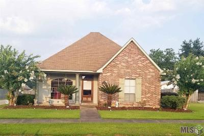 Zachary Single Family Home For Sale: 6344 Windwood