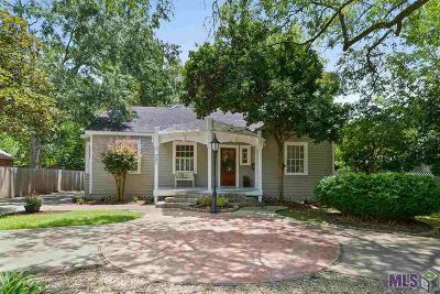 Baton Rouge Single Family Home For Sale: 731 Keed Ave
