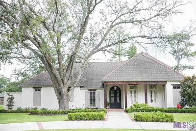 Baton Rouge Single Family Home For Sale: 4736 Oak Estates Ln