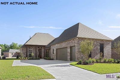 Geismar Single Family Home For Sale: 8 Oakbourne Ave