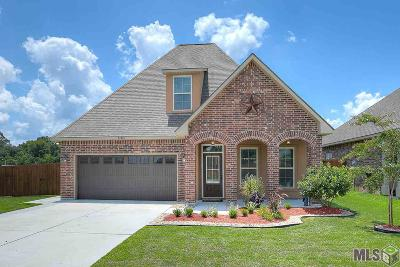 Prairieville Single Family Home For Sale: 37301 Brigantines Ave