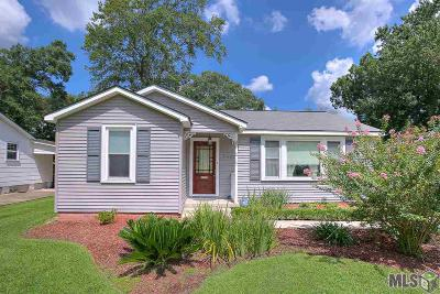Baton Rouge Single Family Home For Sale: 1425 Ross Ave