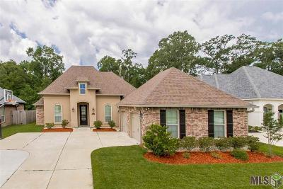 Prairieville Single Family Home For Sale: 18227 Old Trail Dr
