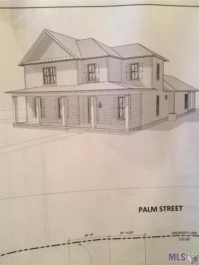 Baton Rouge Single Family Home For Sale: 4424 Palm St