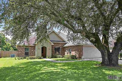 Brusly Single Family Home For Sale: 1817 Orleans Quarters Dr