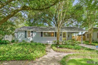 Baton Rouge Single Family Home For Sale: 2225 Edinburgh Ave