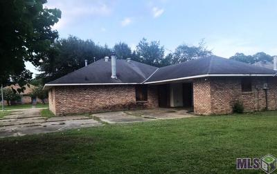 Baton Rouge Single Family Home For Sale: 3625 Ocala Ave