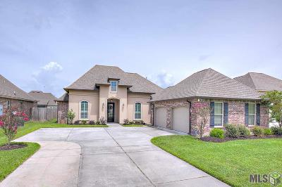 Gonzales Single Family Home For Sale: 13240 High Meadow Dr