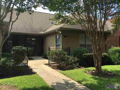 Baton Rouge Condo/Townhouse For Sale: 4990 Jamestown Ave #47