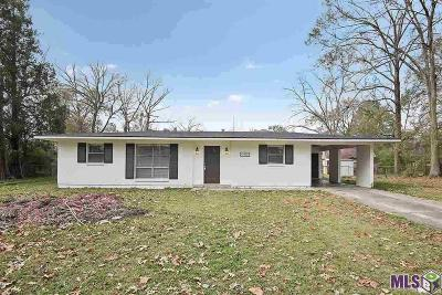 Baton Rouge Single Family Home For Sale: 3023 Courtland Cir