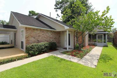 Baton Rouge Single Family Home For Sale: 1462 W Fairview Dr