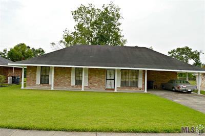 Baton Rouge Single Family Home For Sale: 5960 Maplewood Dr