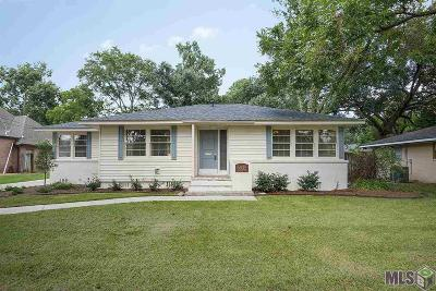 Baton Rouge Single Family Home For Sale: 6035 Government St