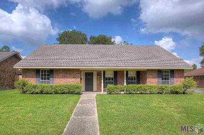 Baton Rouge Single Family Home For Sale: 1536 Cora Dr